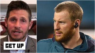 Dan Orlovsky has a detailed plan for how the Colts can rebuild Carson Wentz | Get Up