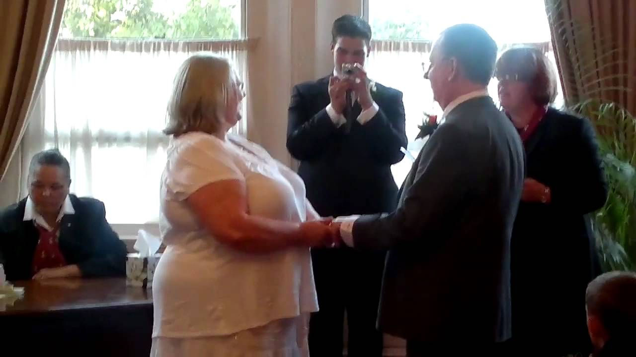 Wedding Vows Feat Terry Na And The Registry Office Crew 2