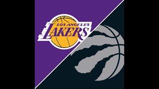 VanVleet scores career-high 25, Raptors beat Lakers 123-111