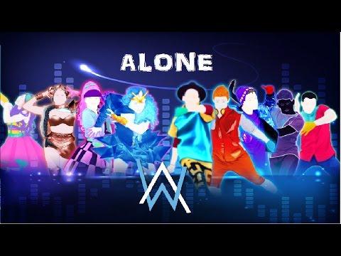 Just Dance 2018 - Alone by Alan Walker (Fanmade Mashup) [Theme: Boys Vs Girls]