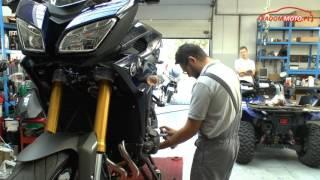 Yamaha - najlepszy mechanik w Polsce