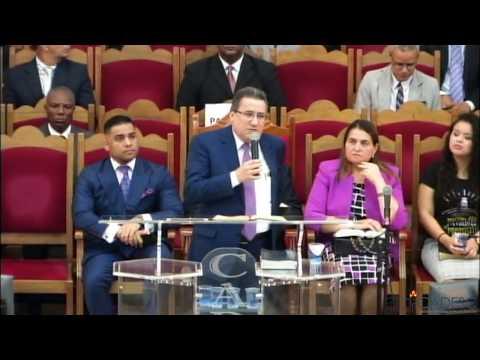 Pr. Enoque Vieira  - 1º Dia - 5º Congresso de Missões