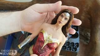 Hot Toys WONDER WOMAN Review BR / DiegoHDM