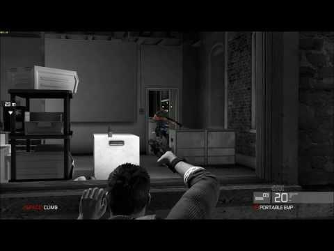 { ~ Splinter Cell Conviction, clip #1 ..