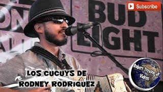 Los Cucuys de Rodney Rodriguez at The Tejano Conjunto Festival 2018