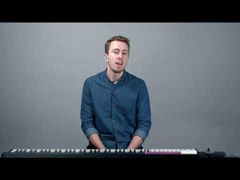 You Make Me Brave - Bethel Music // Keys Tutorial