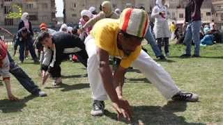 Bidna Capoeira Promotion Video