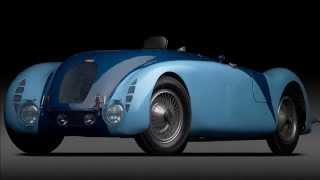 Bugatti Type 57G Tank 1937 Videos