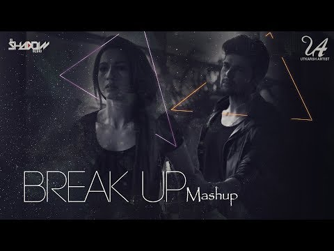 Breakup Mashup 2018 | Lost In Love | Midnight Memories | DJ Shadow Dubai