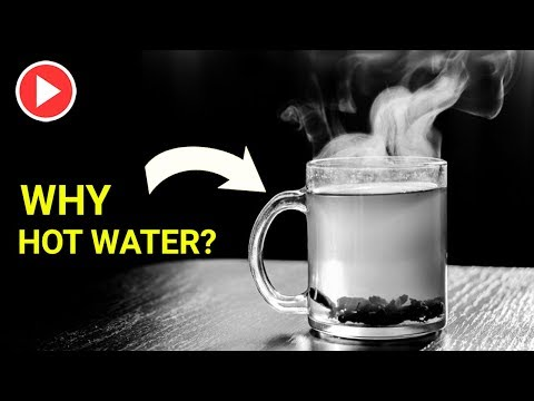 Why Chinese People Always Drink Hot Water | Water Therapy Treatment - Remedies One