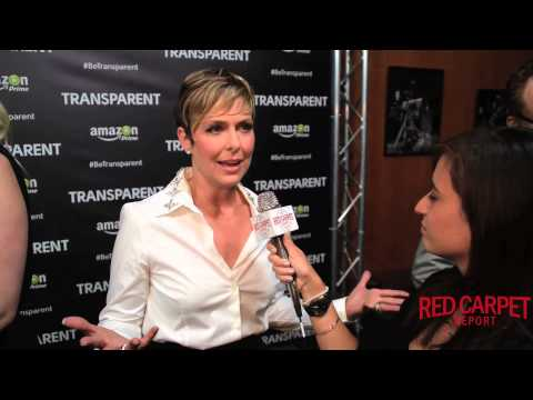 Melora Hardin at the Amazon Transparent FYC Event Screening ...