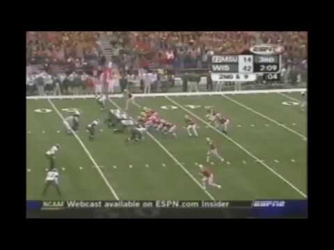 Jim Sorgi Wisconsin Highlights