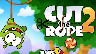 Cut the Rope 2 Walkthrough: Forest Levels 1 - 20