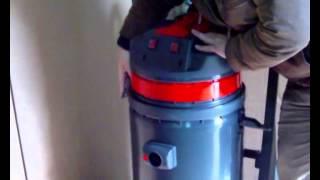 видео IPC Soteco Tornado 423 Inox Пылесос влажной и сухой уборки