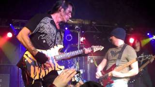 Lynch Mob w/ Mike Lopez - Kiss of Death (Live in Denver, 1/24/11)