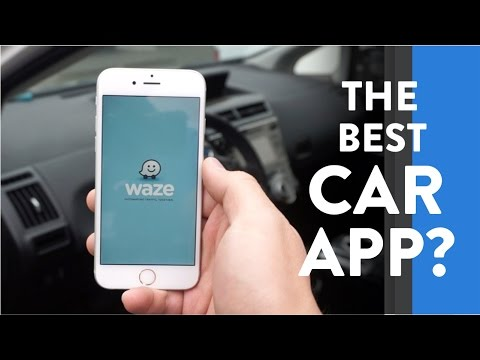 Top 10 Car Apps