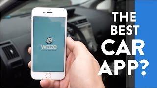 Top 10 Car Apps