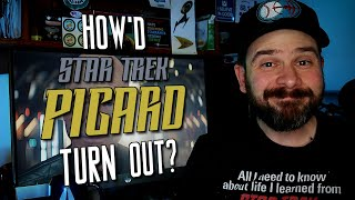 How'd Star Trek: Picard Turn Out?