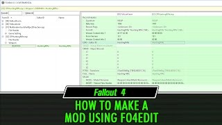 Fallout 4 Modding Tutorial How To Make A Mod Using Fo4edit Works with all weapons that can be aimed. fallout 4 modding tutorial how to make a mod using fo4edit fallout 4 edit