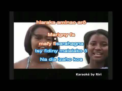 Tsy sitrapoko Jean Rigo Karaoké by Riri 2