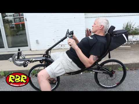 RBR Recumbent Glossary - RWS by RBR - Recumbent Bike Riders
