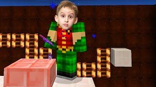 Minecraft :  Ache a Alavanca - Paulinho Jogando Minecraft Pocket Edition #2