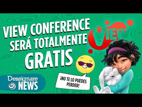 VIEW Conference 2020 será GRATIS 🖥️