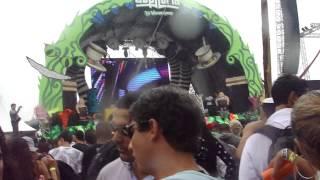 Euphoria 2012 In Wonderland  - Vibe Area Vip Externa