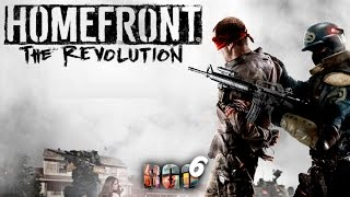 'RAPGAMEOBZOR 6' — Homefront The Revolution