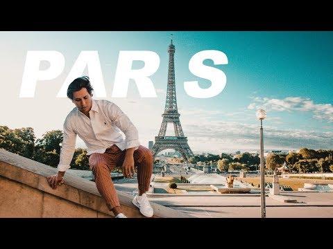 First Time In Paris! Best Hotels & Restaurants || Zak Longo