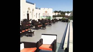 Обзор отеля Sunrise grand select arabian beach resort
