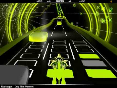 Audiosurf - Only This Moment (Royksopp)