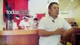 Cardápio Digital - Tablet Commerce e Temakeria Paulista