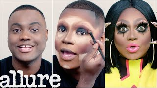 RuPaul's Drag Race Star Mayhem Miller's Drag Transformation Tutorial | Allure