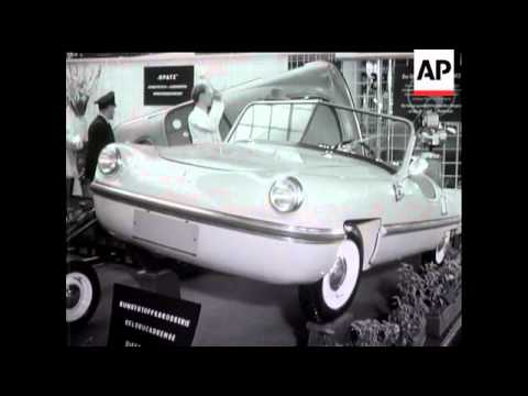FRANKFURT CAR EXHIBITION