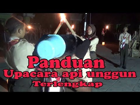 PANDUAN UPACARA API UNGGUN TERLENGKAP - Infotaintment