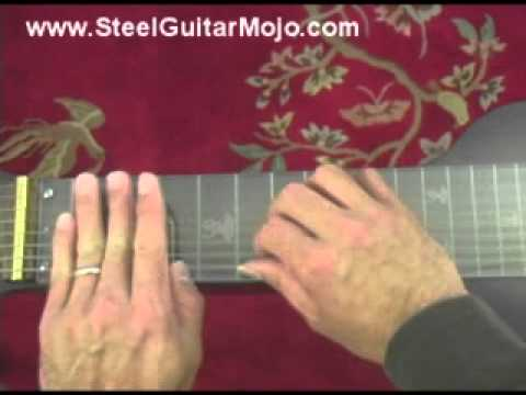 High C6 Tuning Info for 8 String Lap Steel Guitar