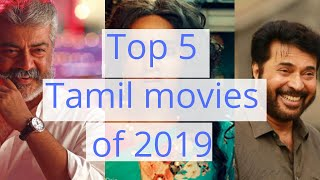 Top 5 best tamil movies of 2019 so far | new release movies ranking