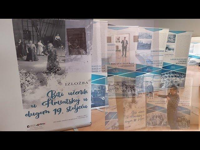 Biti učenik u Hrvatskoj: Od bosonogih učenika do vojnika tužne sudbine!