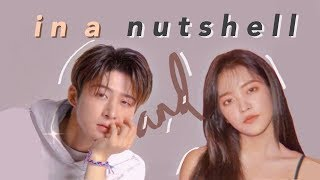 Download Hanbin and Yeri in a nutshell Mp3 and Videos