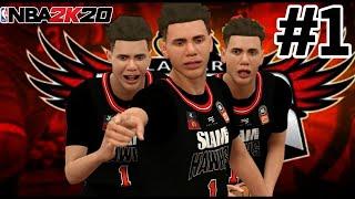 NBA 2K20 MyCAREER LaMelo Ball #1 - NBL Debut
