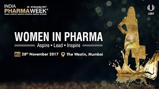 Savindu Kudrigikar at Women in Pharma 2017