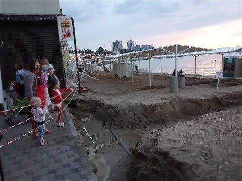 #Анапа УЖАСЫ на Пляже!!! Провал сезона 2019!?