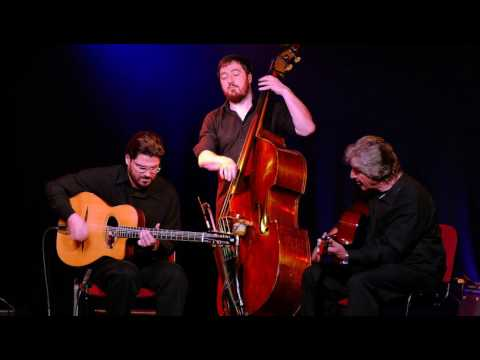Hey Joe - Acoustic Hendrix Cover - Joscho Stephan Trio