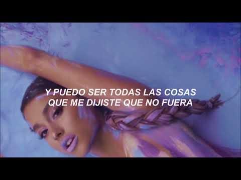 god is a woman / ariana grande (sub español)