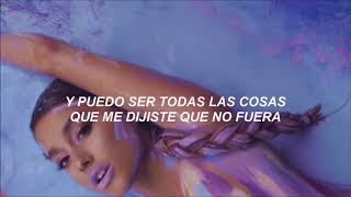 god is a woman / ariana grande (sub español)