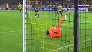 Ciro Immobile (Borussia Dortmund) vs Arsenal (UCL 2014_15)