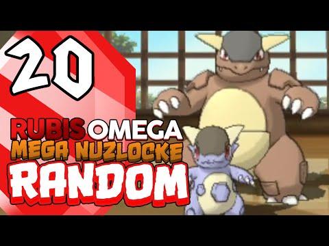 L'ARÈNE DE NORMAN - Pokémon Rubis Oméga #20 - MÉGA NUZLOCKE RANDOM
