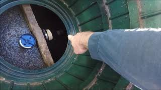 Septic Tank Filter Maintenance
