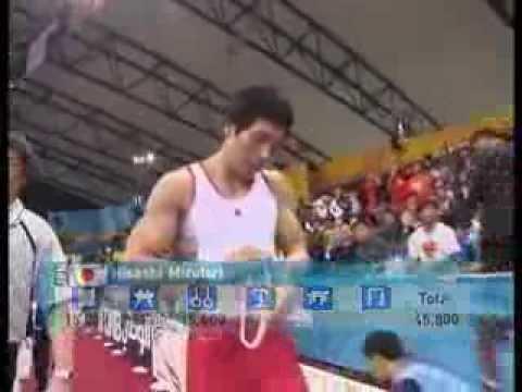 Hisashi Mizutori (JPN) SR 2006 Asian Games AA